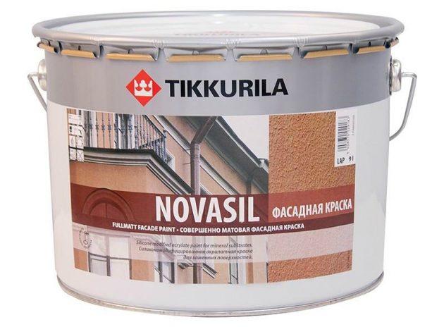 Акриловая фасадная краска Тиккурила