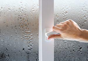 Что делать, чтобы не потели окна