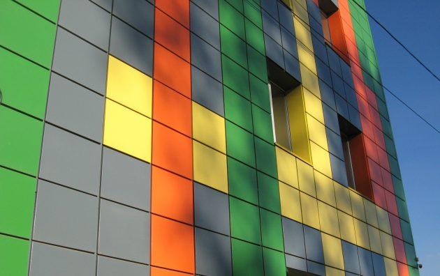 Металл Профиль - самый популярный производитель вентилируемых фасадов
