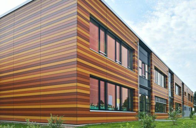 Олма - известный производитель вентилируемых фасадов