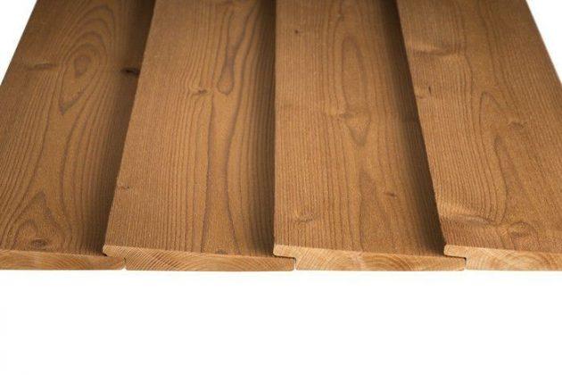 После утепления деревянного дома снаружи стены можно обшить фасадными досками