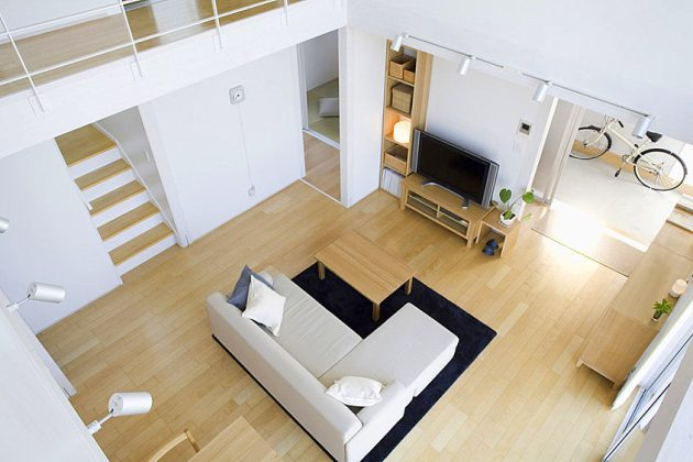 Современные дома в стиле минимализм удобны и не перегружены вещами