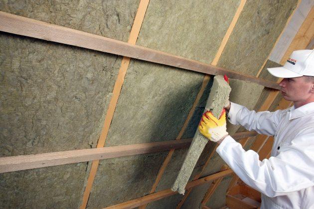 Утепление стен деревянного дома изнутри