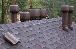 аэраторы на крыше