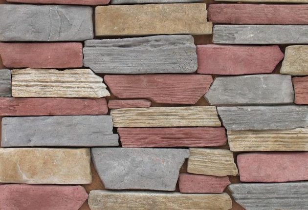 бетонный искусственный камень