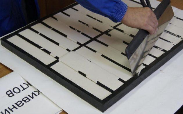 форма для отливки искусственного камня