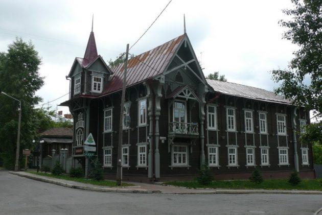 готика в скандинавском стиле