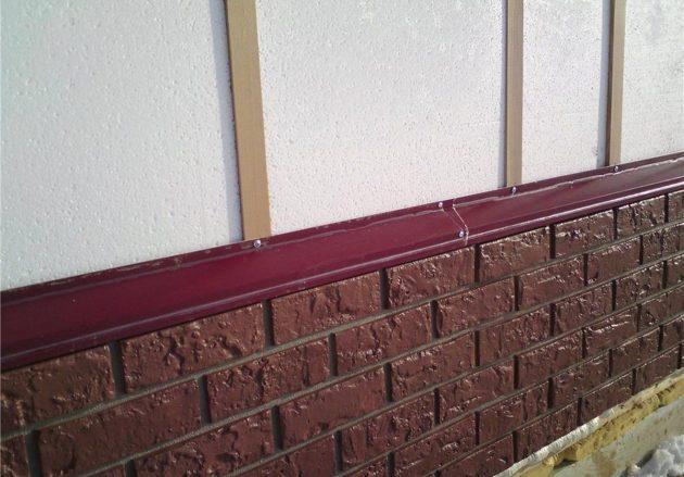 подготовка к монтажу фасадных панелей
