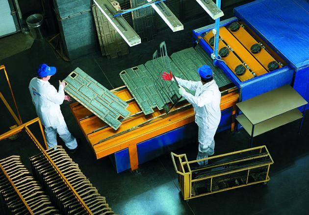 производство виниловых панелей для цоколя