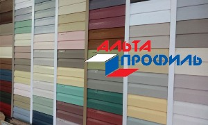 альта сайдинг